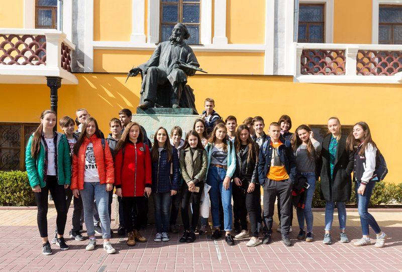 Феодосия. Музей Айвазовского